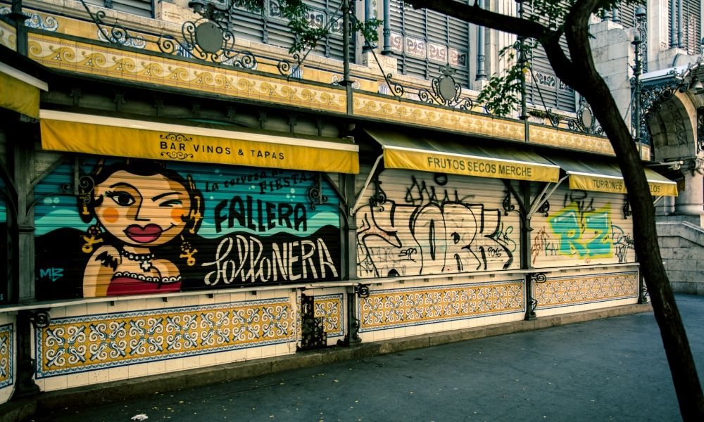 Murals Et Festivals Associés